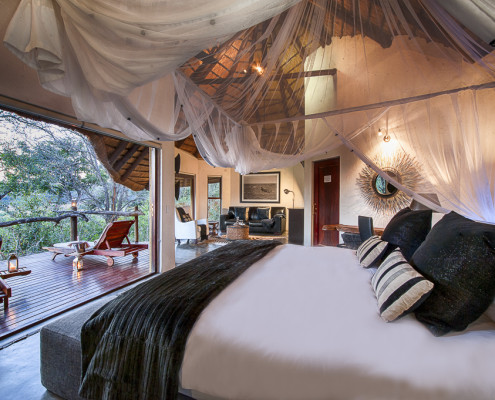 Luxury Lodge Safari