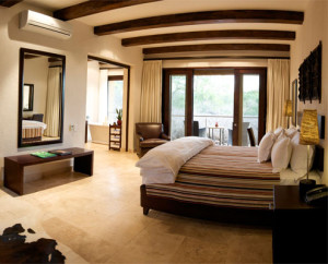 5 Star Luxury Lodge Bedroom