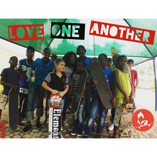 GSK8T has a Skateboarding Event 10 September 2016